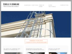 Les matières de fabrication d'une échelle à crinoline et leur utilité