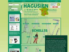 Echelle Hagusien, votre partenaire en matière d'appareils d'élévation