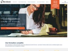Formation littéraire avec Ecrire.net