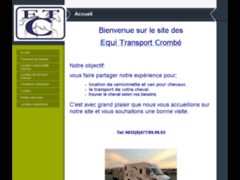 Ecuire-transport-crombe