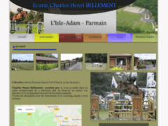 Ecurie Charles Henri Bellement - Val d'Oise