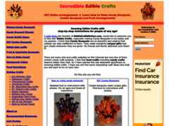 Incredible Edible Crafts
