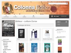 Colonna édition, éditeur corse