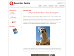 Ile et vilaine education canine 35