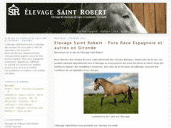 Elevage de chevaux Saint Robert