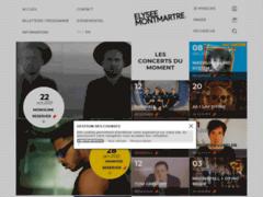 Consulter la fiche de Elysée Montmartre et Garance Productions
