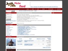 Consulter la fiche de Pêche-Nord Le site généraliste de la pêche