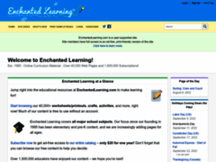 Enchanted Learning.