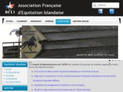 Equitation Islandaise - FFEI