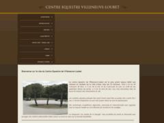 Espace Azur cheval Villeneuve Loubet