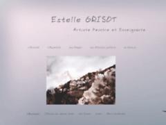 Estelle GRISOT Artiste Peintre et Enseignante