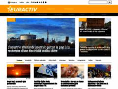EURACTIV.fr - Actualités & débats européens dans votre langue