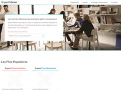Expert Market : trouvez fournisseurs pour entreprises et particuliers