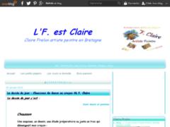 L'F. est Claire