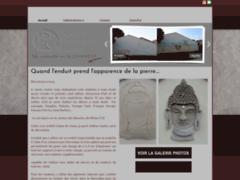Création du site Internet de Façade et décoration Guarneri (Entreprise de Façadier à MARIGNANE )