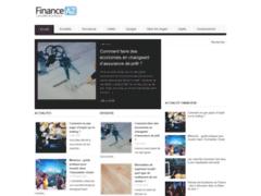 Finance AZ : l'information sur l'économie mondiale