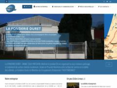 Consulter la fiche de Fonderie Duret - Zamak