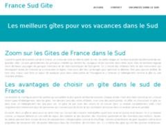 Consulter la fiche de France-Sud-Gite.fr