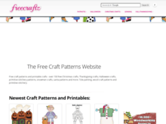 Free Craft Patterns