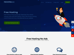 FreeHostingNoAds Review