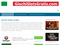 Consulter la fiche de Slots Gratis