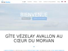 Site Détails : Location gîte et randonnée dans le Morvan