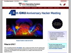 Robothumb : www.gnu.org