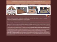 Création du site Internet de ZAVAGNO PAOLO MOSAICI (Entreprise de Artisan d'art à SEQUALS )