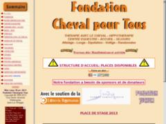 Fondation Cheval pour Tous