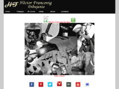 Hector Francovig  Dibujo, Pintura, Ilustración, Comics