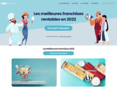 Site Détails : Hello Franchise, annuaire et guide pour ouvrir sa franchise