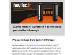 Les points essentiels du fonctionnement d'une barrière infrarouge