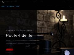 Site Détails : Hifi Sud, le blog Hifi, Son et Home Cinéma