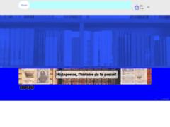 Site Détails : Histopresse : L'histoire de la presse