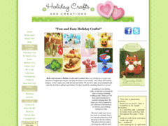 Holiday Crafts and Creations