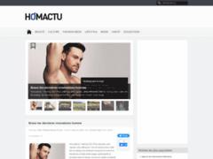 Consulter la fiche de Homactu