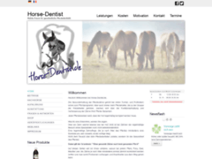 Horse-Dentist