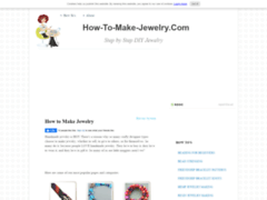 How To Make Jewelry