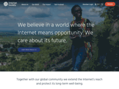Home | Internet Society