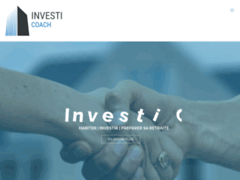 Site Détails : Investicoach conseil indépendant en création de capital avec l'argent des impôts