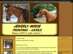 JEWERLY HORSE