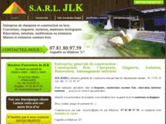 Création du site Internet de JLK (SARL) (Entreprise de Constructeur de maison à AGEN )