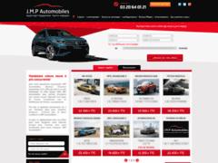 Consulter la fiche de JMP Automobiles
