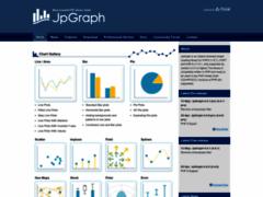 JpGraph : Le plus puissant des graphiques en PHP