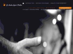 Création du site Internet de JYM's Pilates & Ashtanga Yoga (Entreprise de Club de sport à EPINAL )