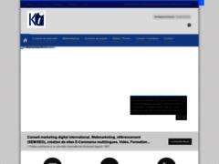 Ki Solutions - Création de sites webs multilingues