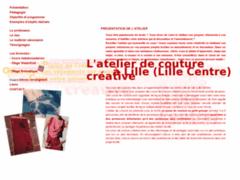 L'atelier de couture - cours de couture à Grenoble