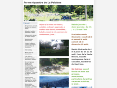 Elevage de La Pelaisse pur-sang anglais Jura