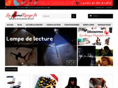 laplumerouge.fr : La Boutique des Lecteurs