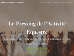 Le pressing du cheval